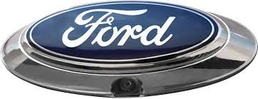 Ford F Series Truck Tailgate Emblem w/Back up camera