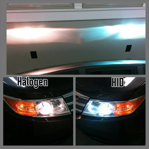 HID Headlight Conversion