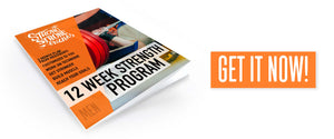 12 Week Strength Program for Men