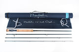"Opal Single Hand Rod 8wt 9'0"" w/tube and sock"