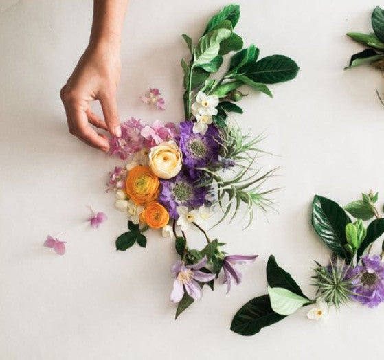 A Spring Wreath and Crown Workshop