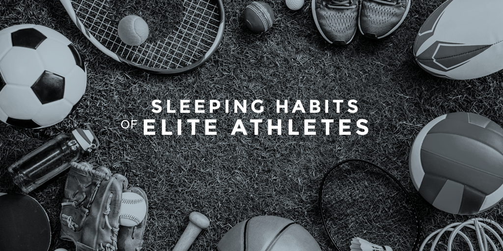 Sleeping Habits of Elite Athletes