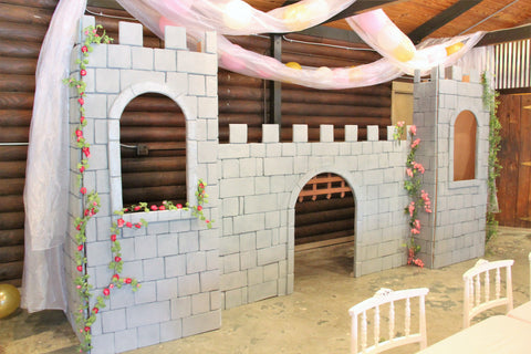 Princess Castle Photo Booth
