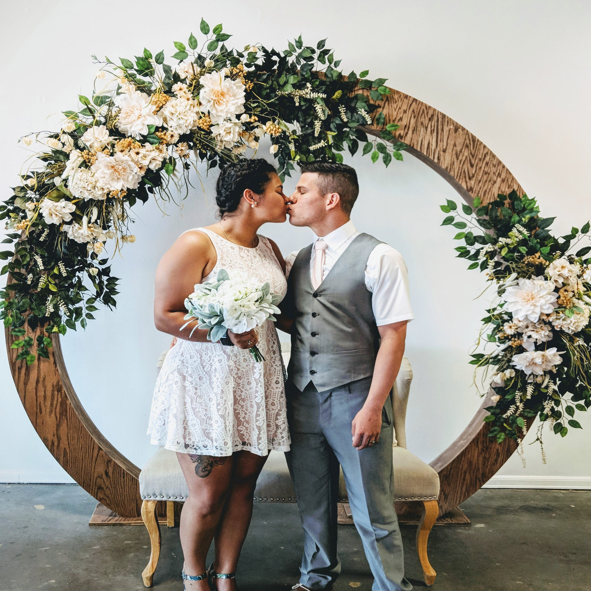 Wedding Arbor Circle: The Wedding Shop By Uniting Happiness
