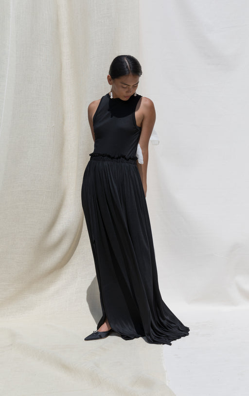 Amalfi Dress - Black