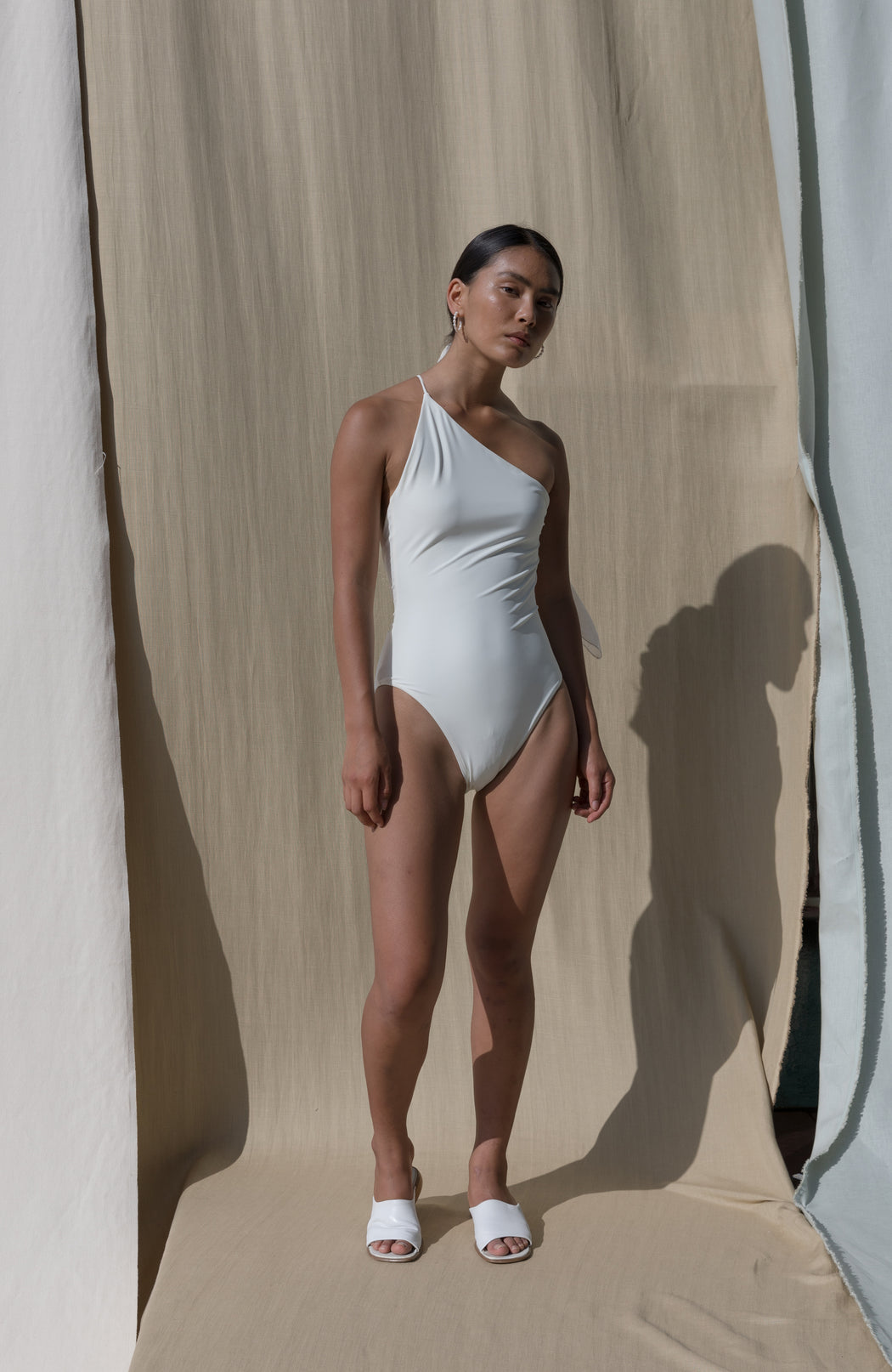 Chiara Swimsuit - Milk