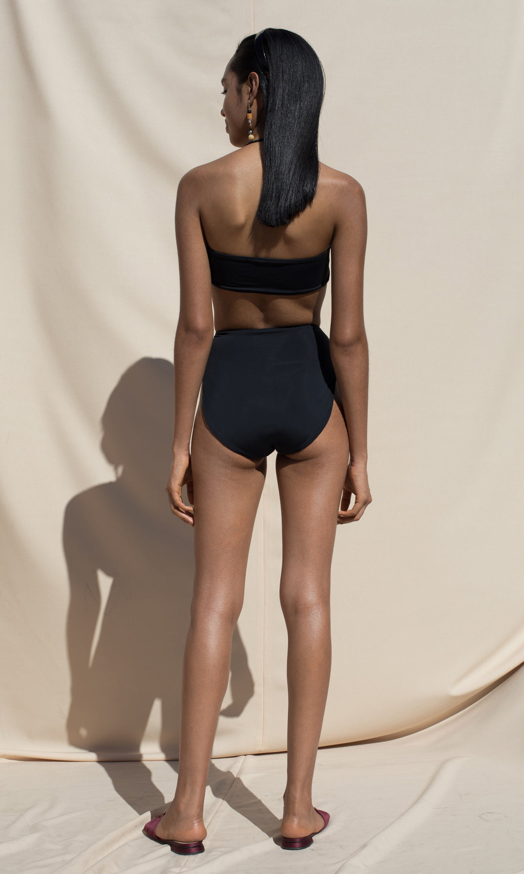 Isola Two Piece Swimsuit - Black