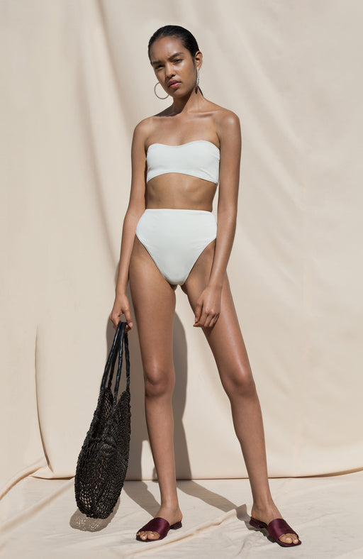 Isola Two Piece Swimsuit - Milk
