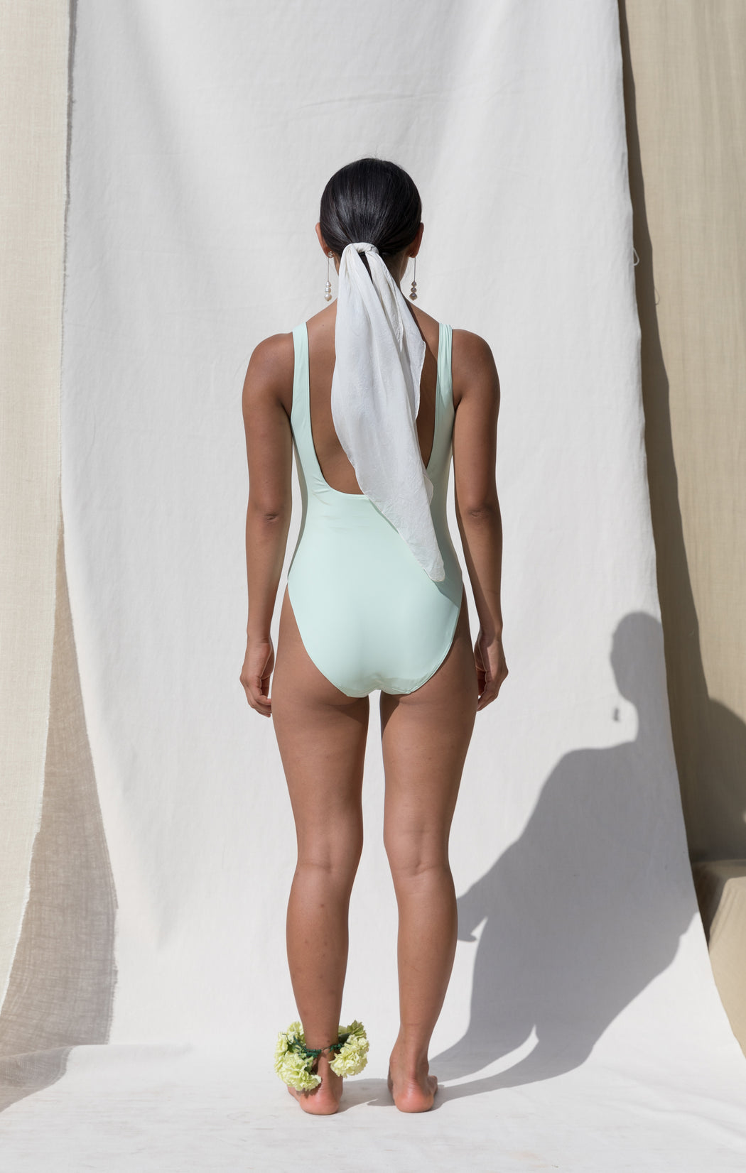 Sylph Swimsuit - Mint