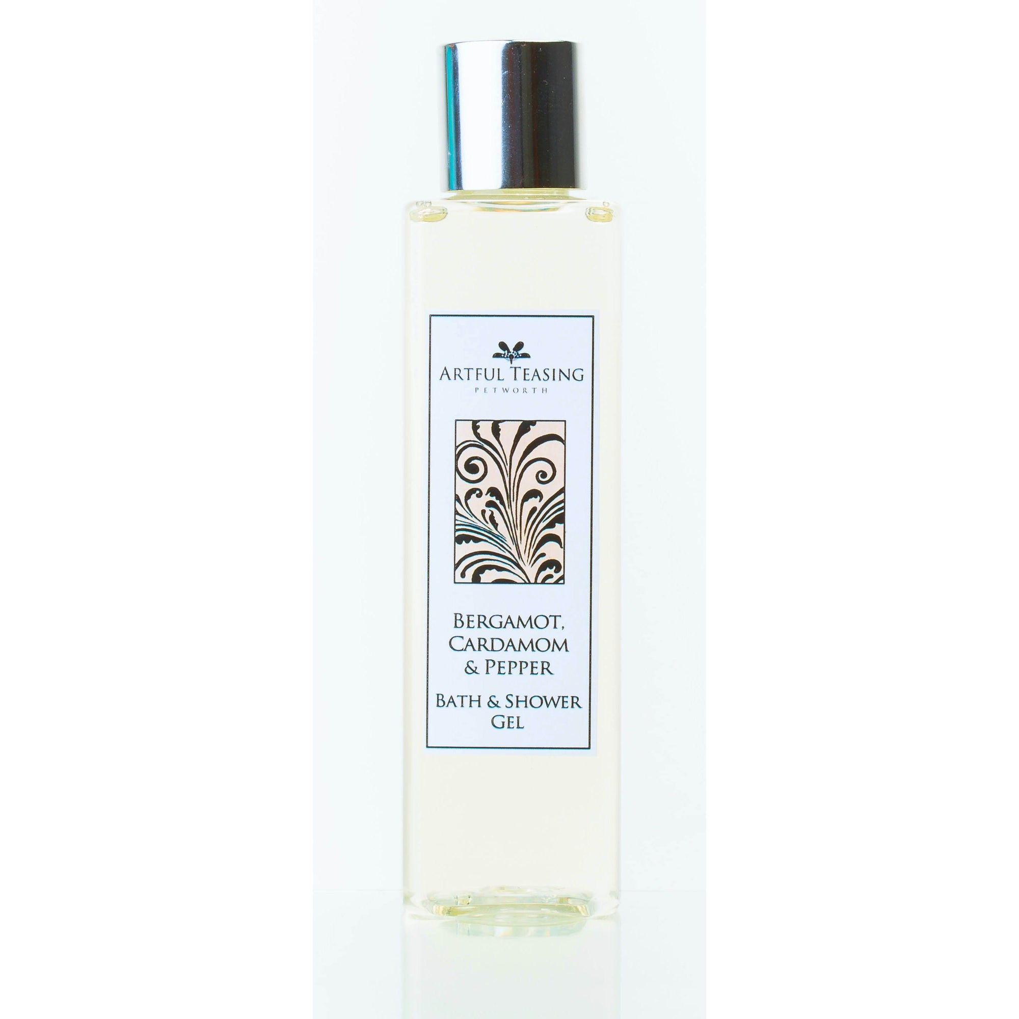 Bergamot, Cardamom & Pepper Bath & Shower Gel 200ml