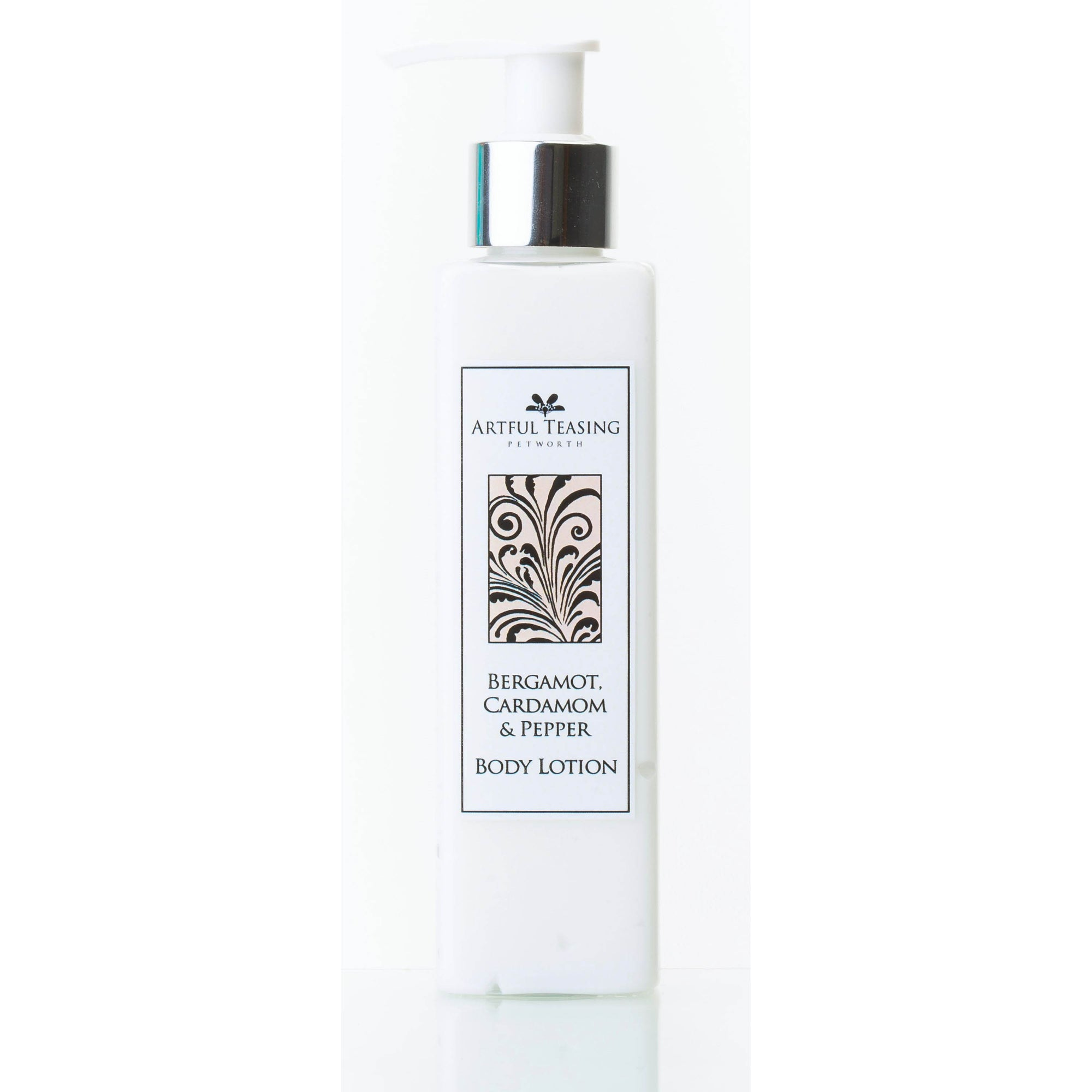 Bergamot, Cardamom & Pepper Body Lotion 200ml