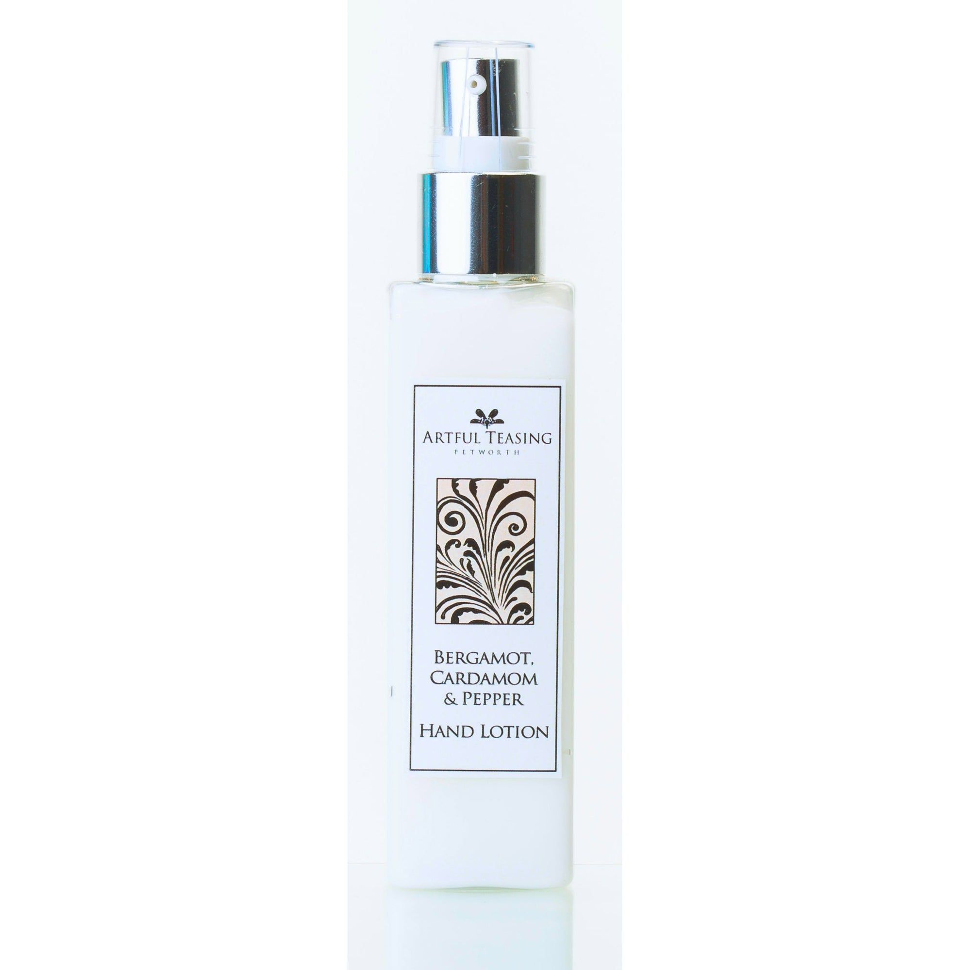Bergamot, Cardamom & Pepper Hand Lotion 100ml