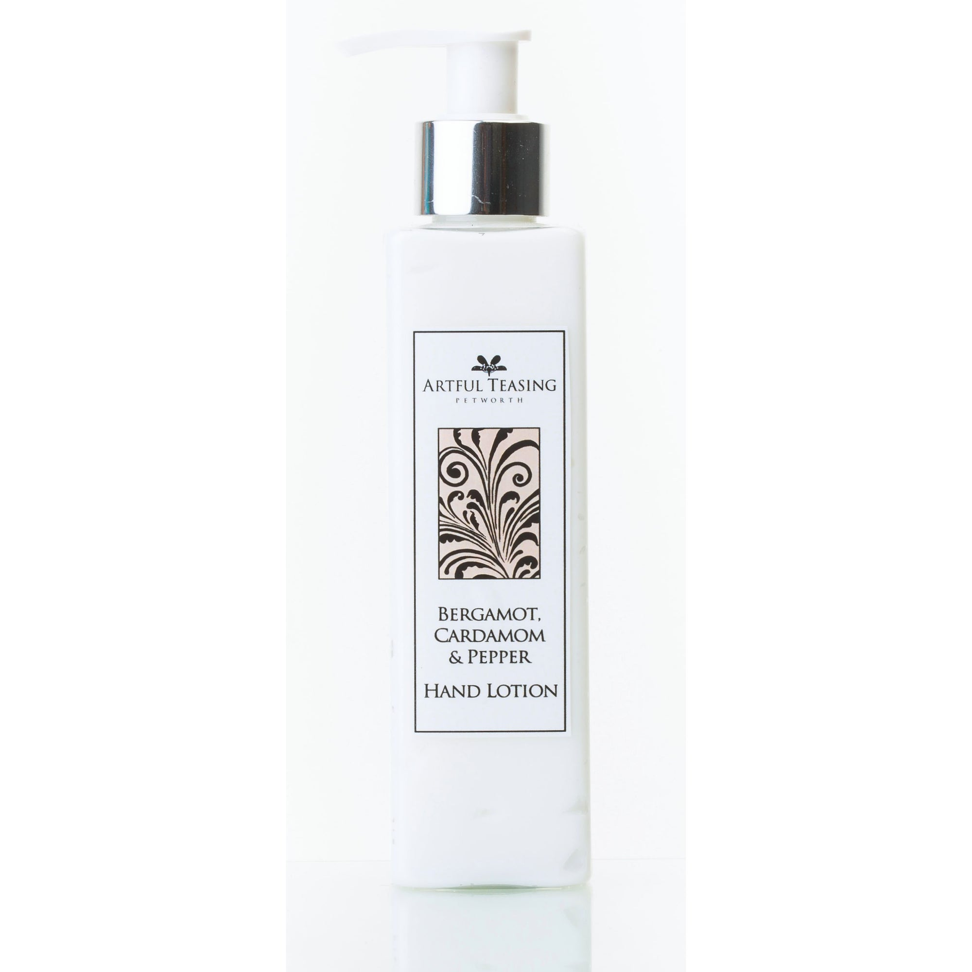 Bergamot, Cardamom & Pepper Hand Lotion 200ml