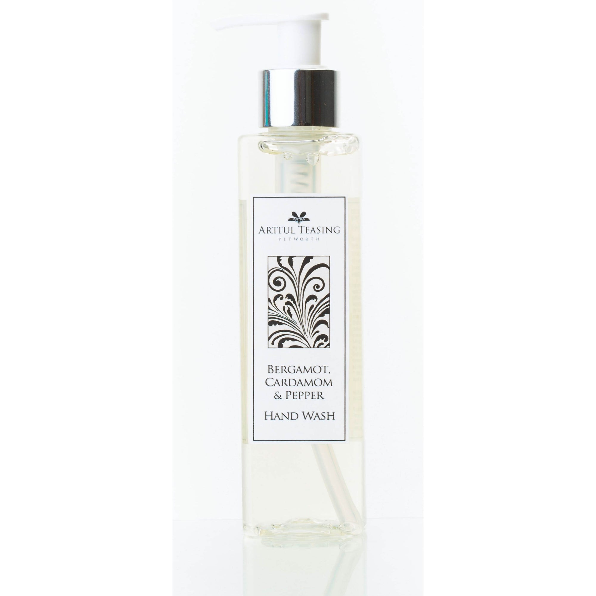 Bergamot, Cardamom & Pepper Hand Wash 200ml
