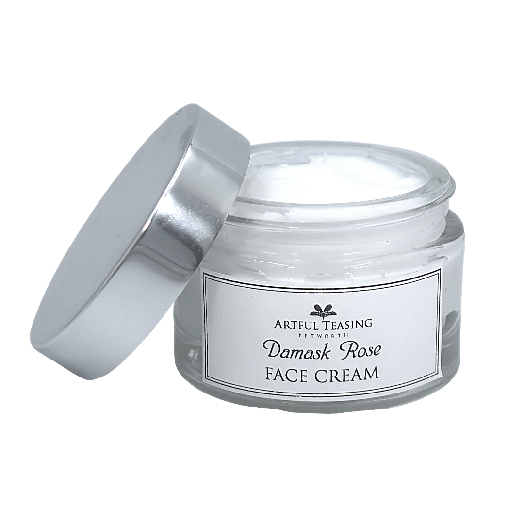 Pure Damask Rose Face Cream 50g