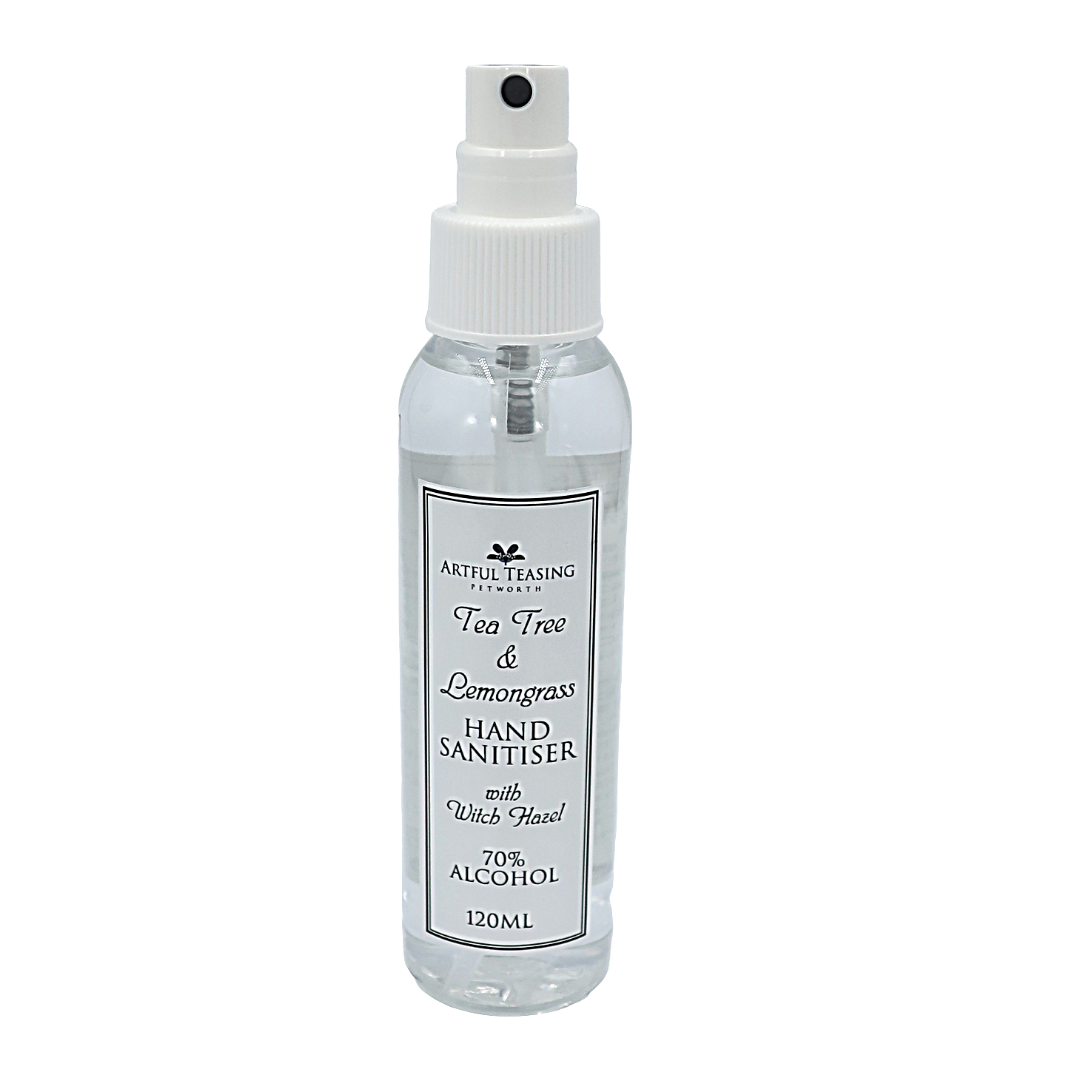 70% Alcohol Hand Sanitiser Spray 120ml
