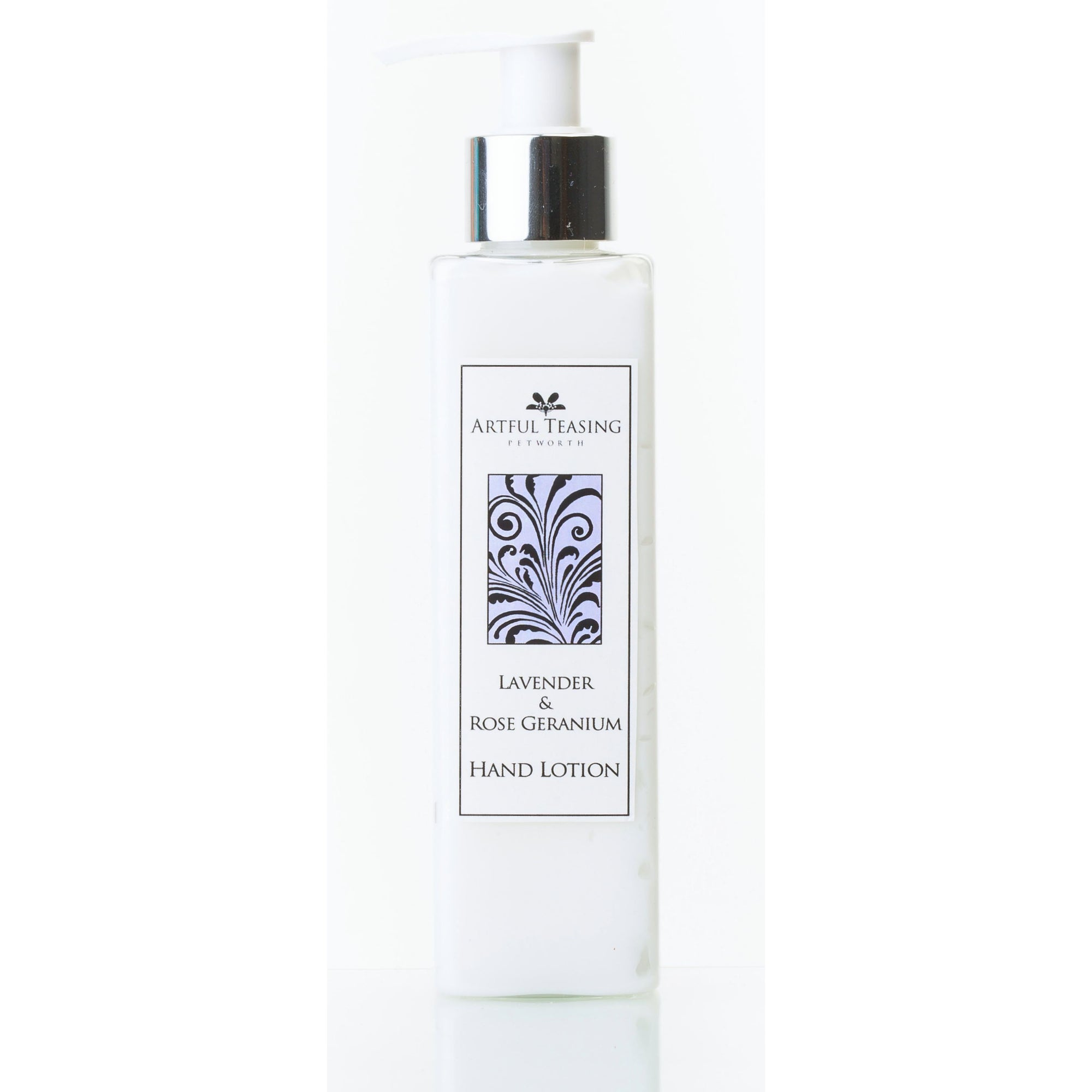 Lavender & Rose Geranium Hand Lotion 200ml