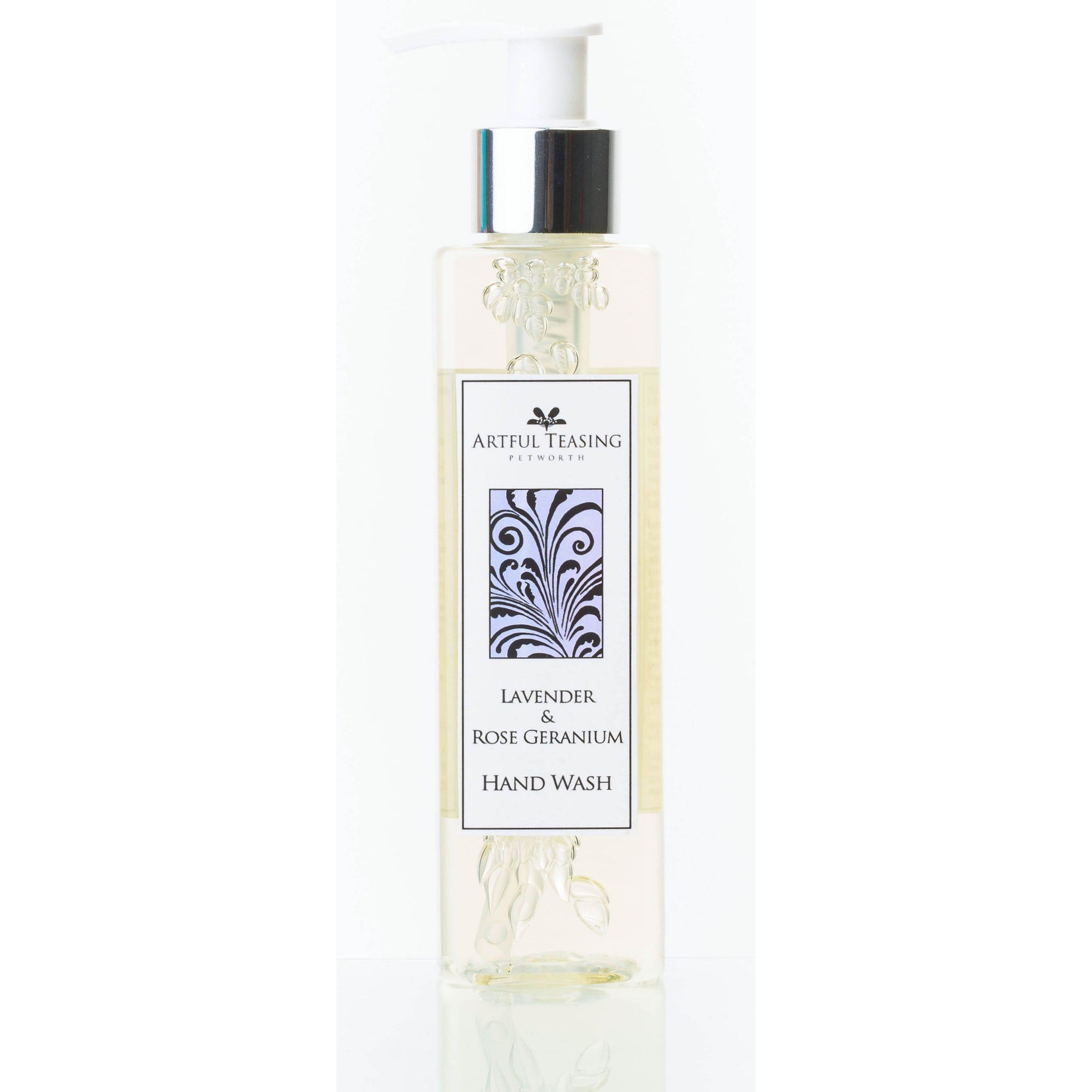 Lavender & Rose Geranium Hand Wash 200ml