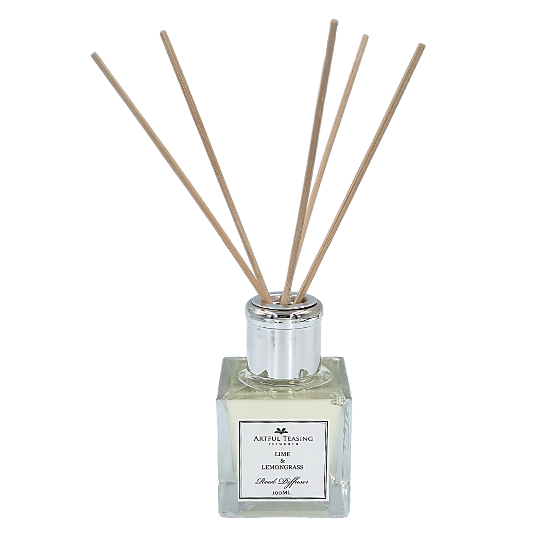 Lime & Lemongrass Reed Diffuser 100ml