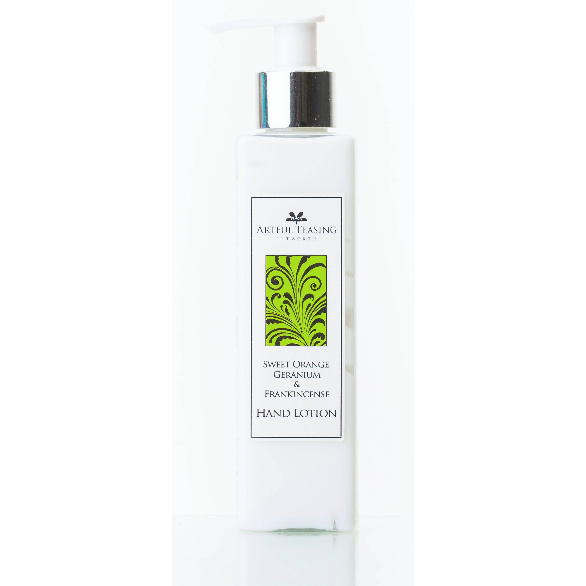Sweet Orange, Geranium & Frankincense Hand Lotion 200ml