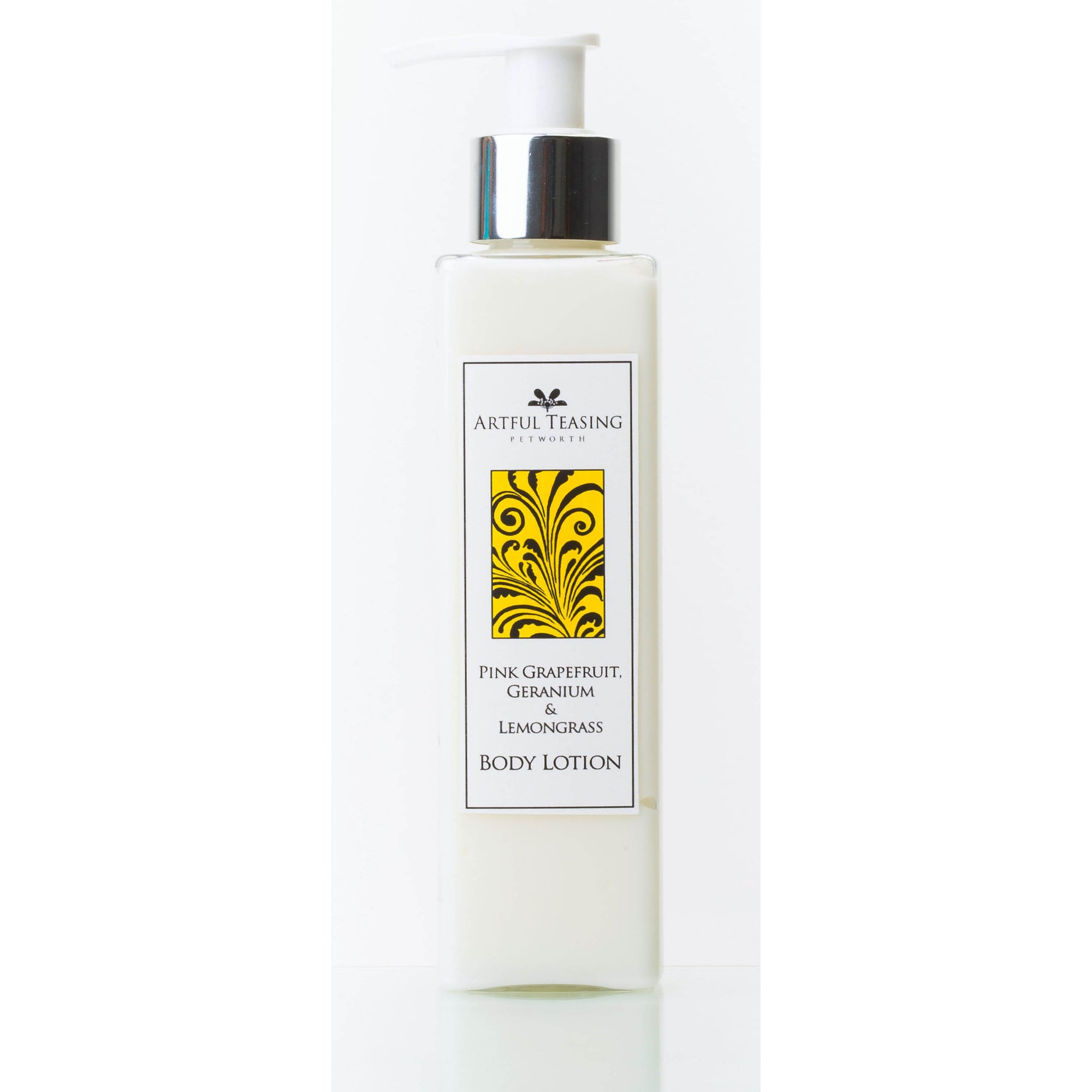 Pink Grapefruit, Geranium & Lemongrass Body Lotion 200ml