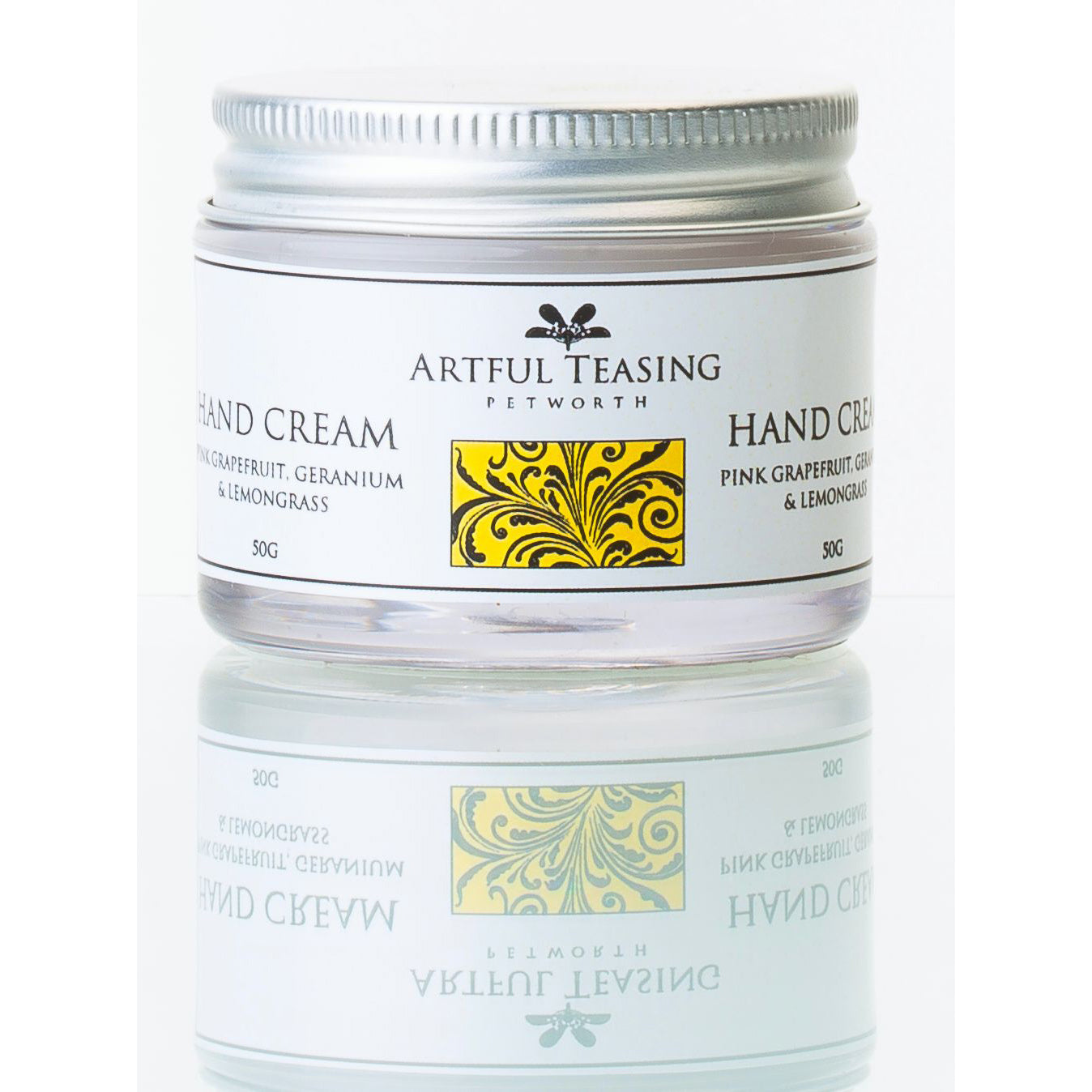Pink Grapefruit, Geranium & Lemongrass Hand Cream 50g