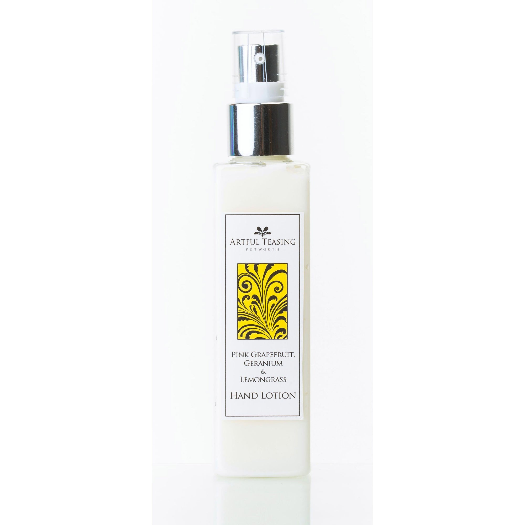Pink Grapefruit, Geranium & Lemongrass Hand Lotion 100ml