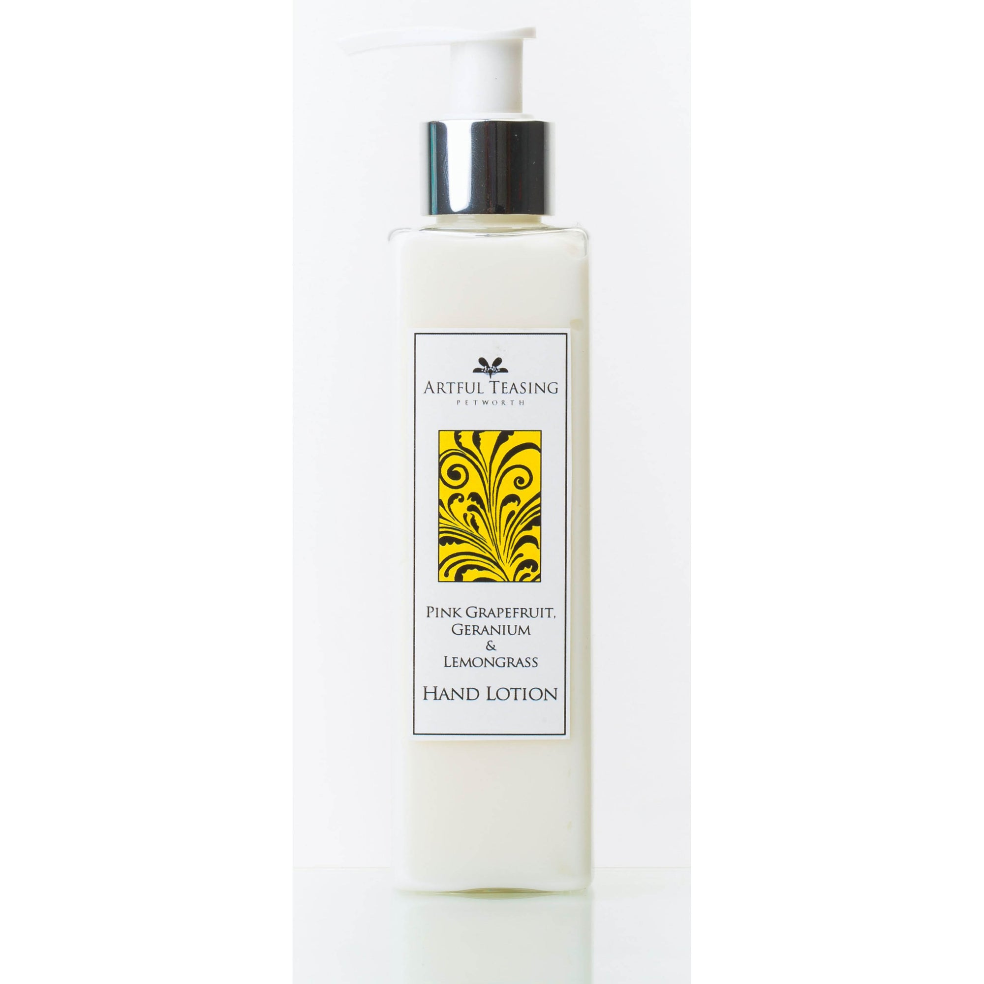 Pink Grapefruit, Geranium & Lemongrass Hand Lotion 200ml