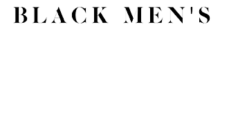 Black Men's Grooming Den