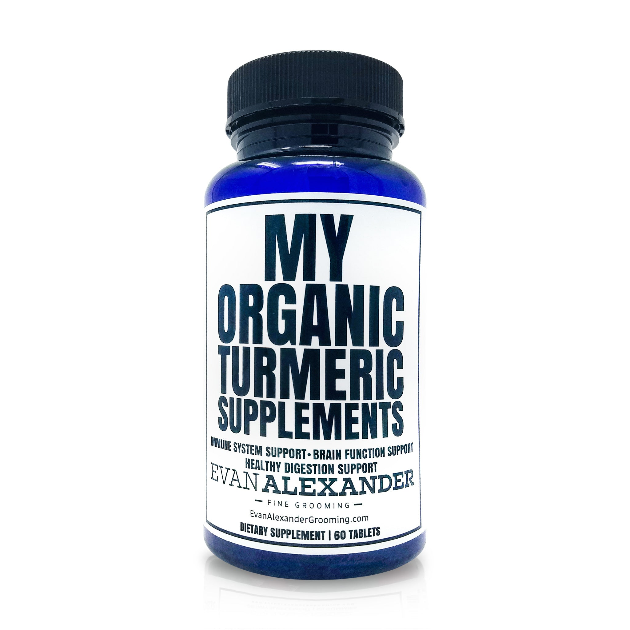 MY ORGANIC TURMERIC SUPPLEMENTS