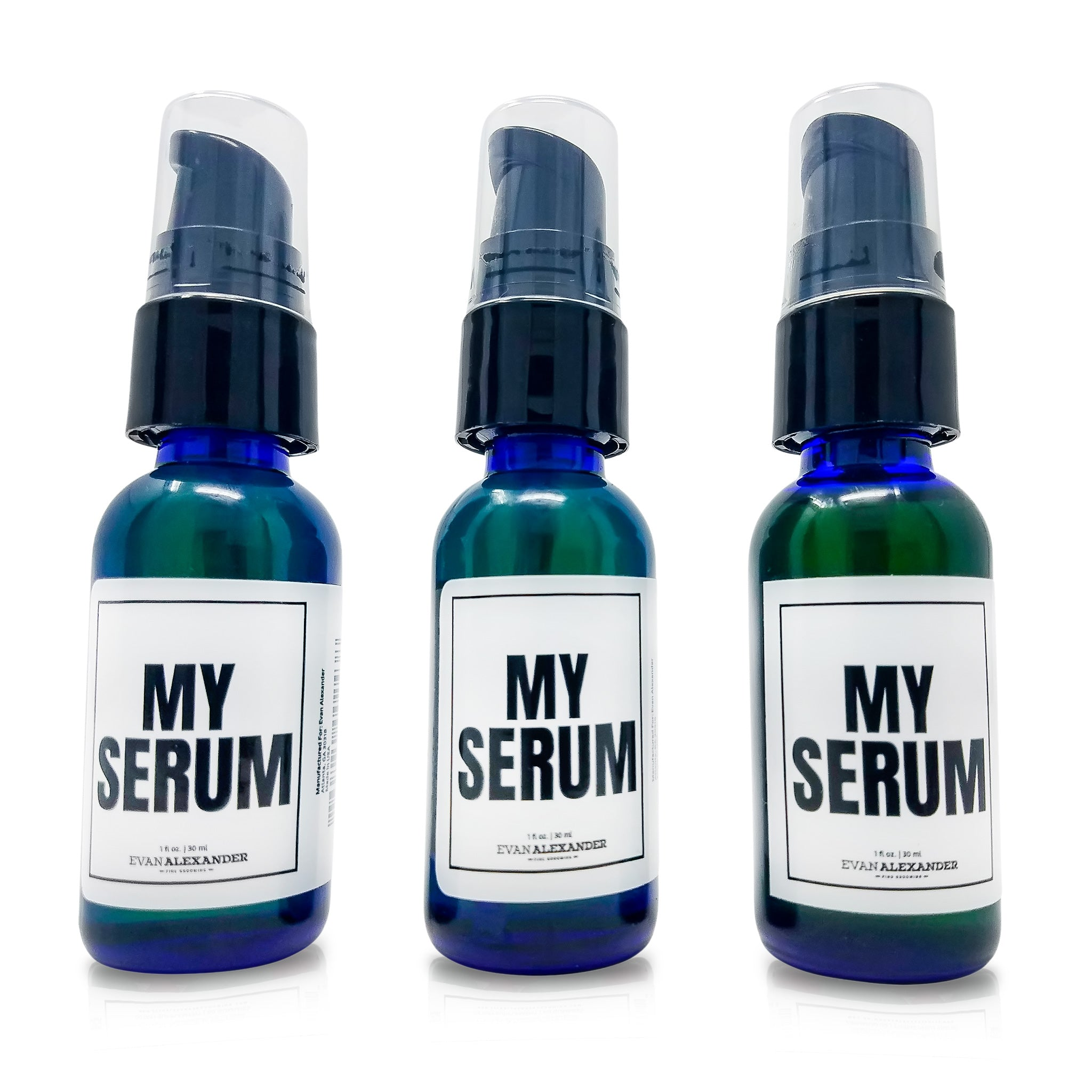 MY SERUM COLLECTION