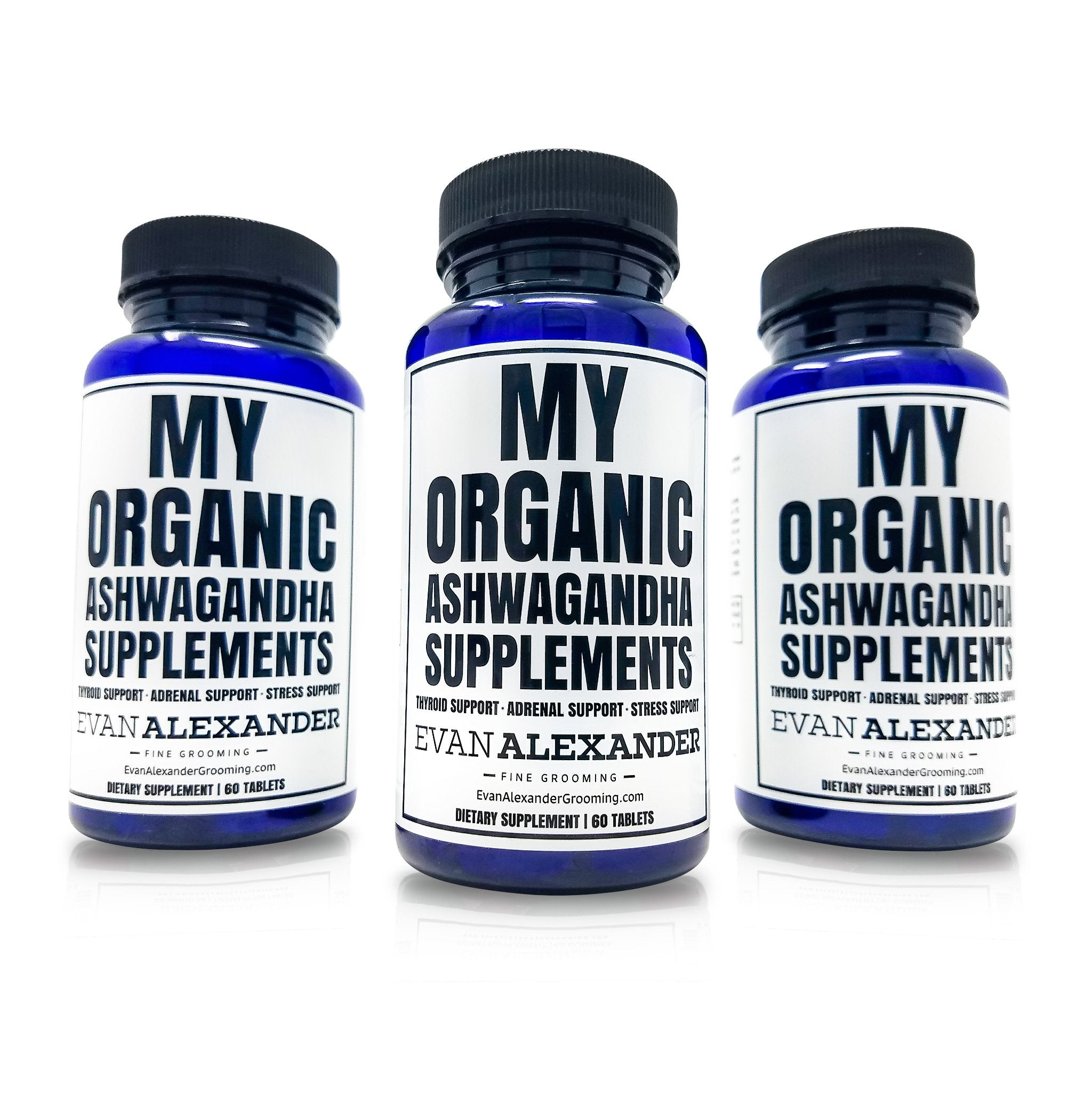 MY ORGANIC ASHWAGANDHA SUPPLEMENTS