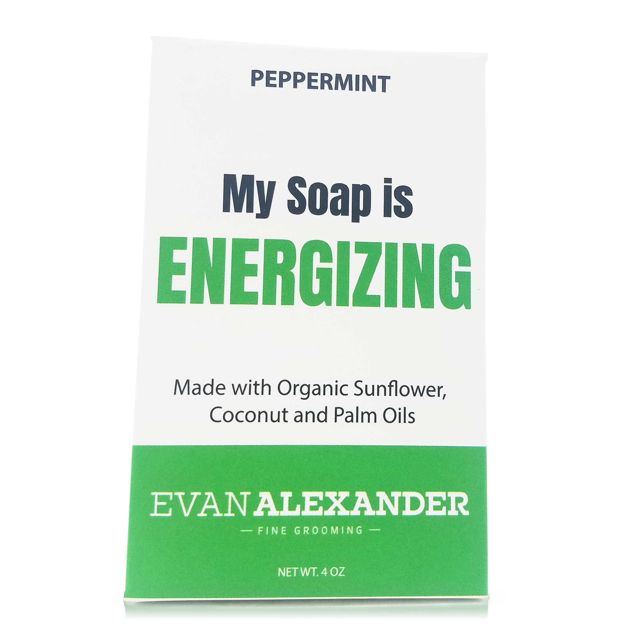 My Soap is Energizing