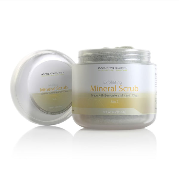 Mineral Exfoliating Scrub | Face & Body