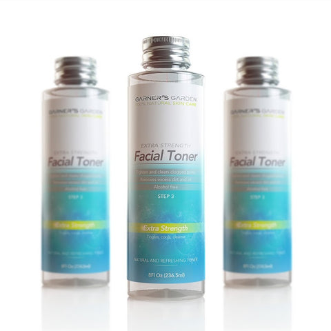 Facial Toner | Extra Strength