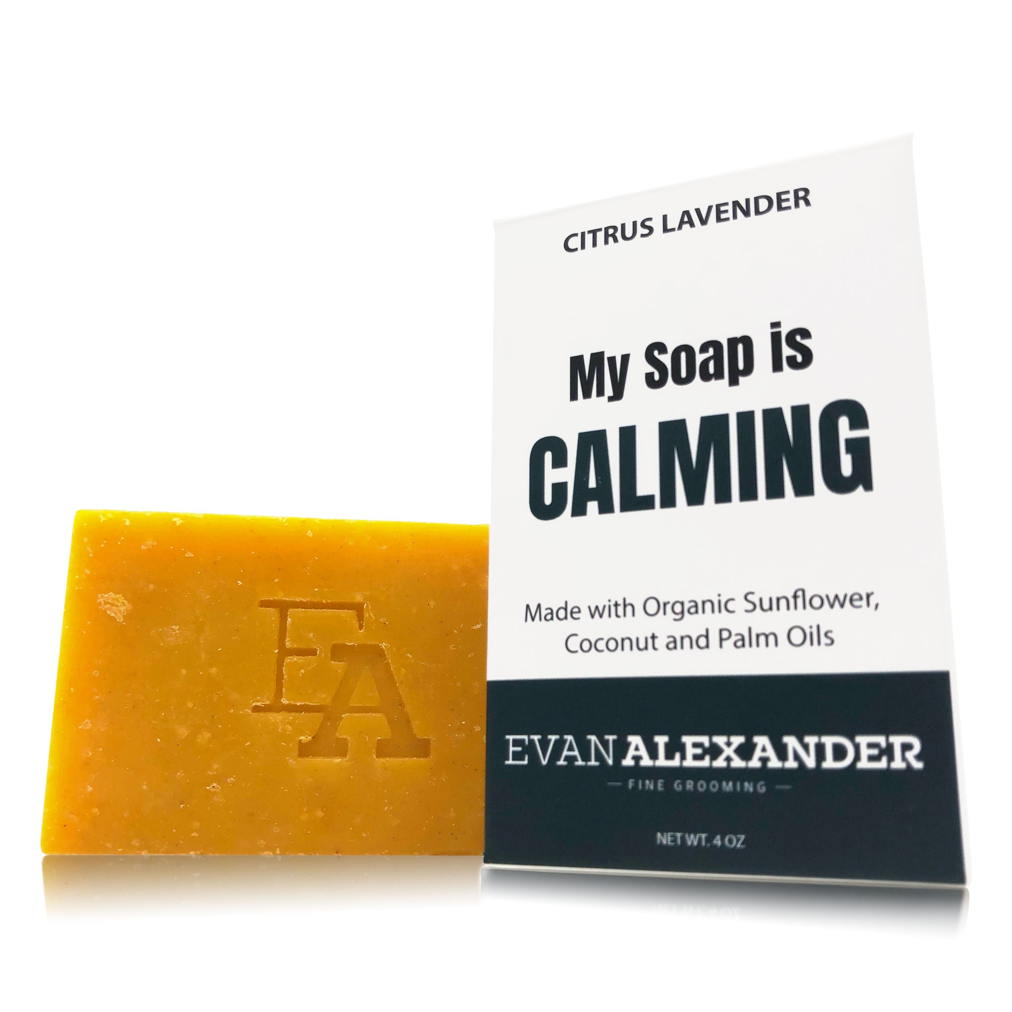 MY Soap is Calming