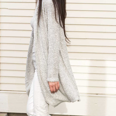 cozy-knit-open-cardigan-stone-color-on-model-walking-pokoloko