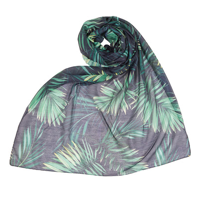 pokoloko-tropical-scarf-navy-above