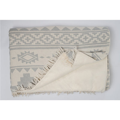 Atzi Fleece-Lined Throw