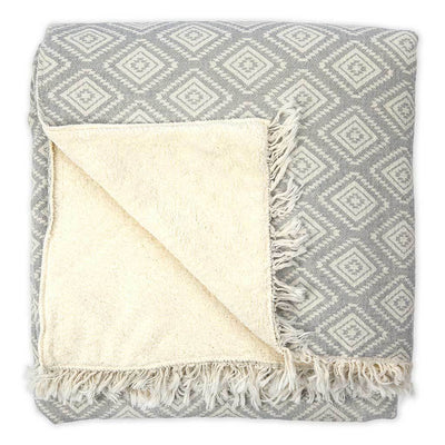 pyramid-fleece-lined-throw-light-grey-above-flipped-pokoloko