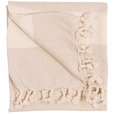 cream-turkish-hand-towel-diamond-pattern-pokoloko