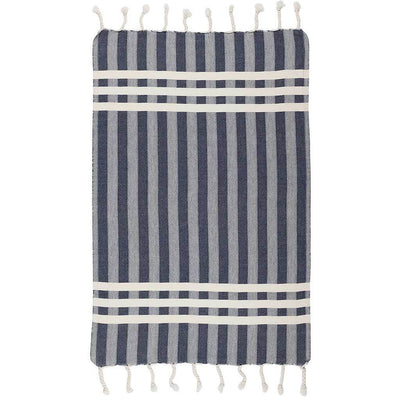 criss-cross-turkish-towel-navy-above-flat-pokoloko