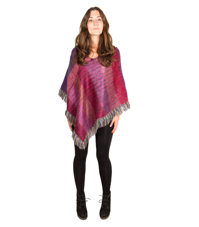 alpaca-triangle-poncho-opal-on-model-facing-front-pokoloko