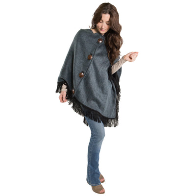 coco-button-triangle-poncho-grey-pokoloko