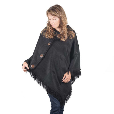 coco-button-triangle-poncho-black-pokoloko
