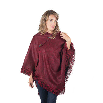 coco-button-triangle-poncho-merlot-pokoloko