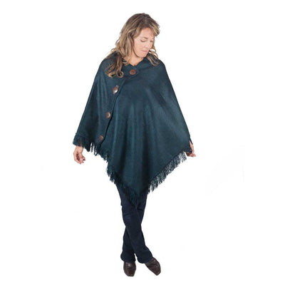 coco-button-triangle-poncho-peacock-pokoloko