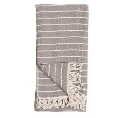 pokoloko-striped-bamboo-turkish-towel-slate-color-folded-flat-in-studio-with-corners-flipped-up