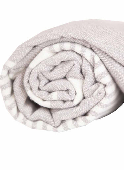 grey-mist-harem-turkish-towel-rolled-pokoloko