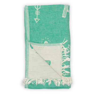 pokoloko-cactus-jacquard-turkish-towel-folded-flat-w-flipped-corner